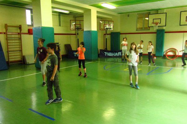 Laboratorio di educazione fisica